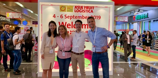 FruitMax China at Asia fruit logistica 2019